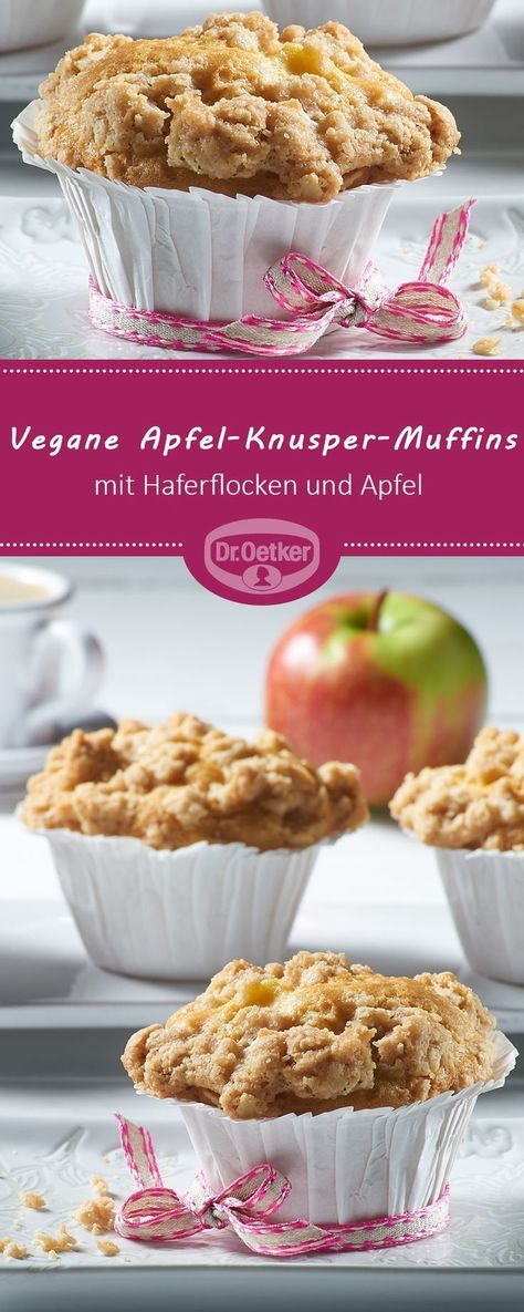 Vegan apple crunchy muffins -  Vegan apple crunchy muffins: juicy muffins with oatmeal and apple  - #apple #cauliflowerrecipes #cheesecakerecipes #crunchy #mealpreprecipes #meatballrecipes #mexicanrecipes #muffins #pizzarecipes #quinoarecipes #recipesfortwo #sandwichrecipes #seafoodrecipes #snackrecipes #stirfryrecipes #vegan