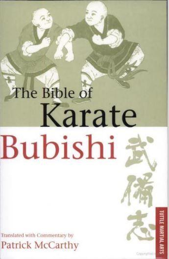 The Bible Of Karate Bubishi by Patrick McCarthy Download The Bible