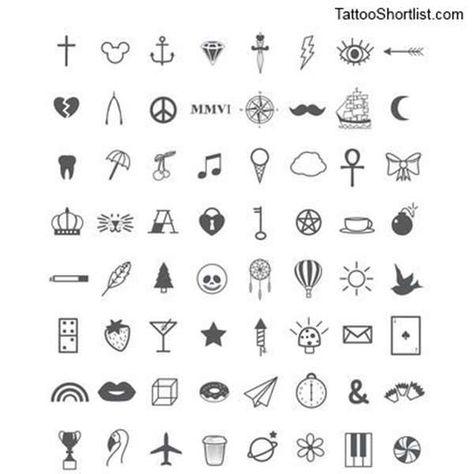 unique Tiny Tattoo Idea - Finger Tattoo Ideas - Tattoo Shortlist