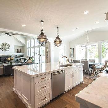 Upgrade Your Cooking And Meal Haven Into A Modern Kitchen With Island Kitchen Island With Sink Kitchen Island With Sink And Dishwasher Kitchen Layout