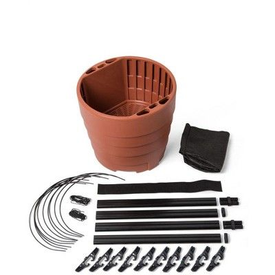 Gardener S Supply Company Victory Self Watering Planter With
