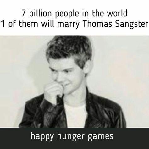 Oh my goodness.....Thomas, run!