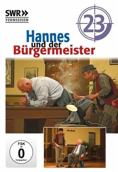 Dvd Hannes Und Der Burgermeister Folge 23 Burgermeister Dvd Tv Serien