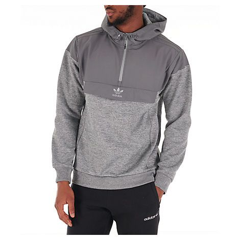 authentic quality special for shoe in stock ADIDAS ORIGINALS MEN'S ORIGINALS STREET RUN NOVA HALF-ZIP ...
