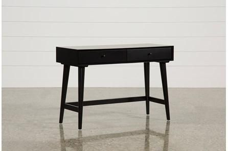 Display Product Reviews For Alton Black Writing Desk Black Writing Desk Furniture White Writing Desk