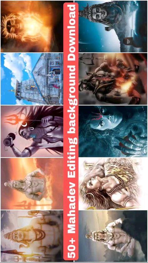 Download Sawan Mahadev Editing background    Mahashivratri Editing background