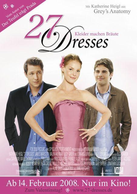 Filme Die Ich Mag 27 Dresses Frauenfilm Filme 27 Dresses