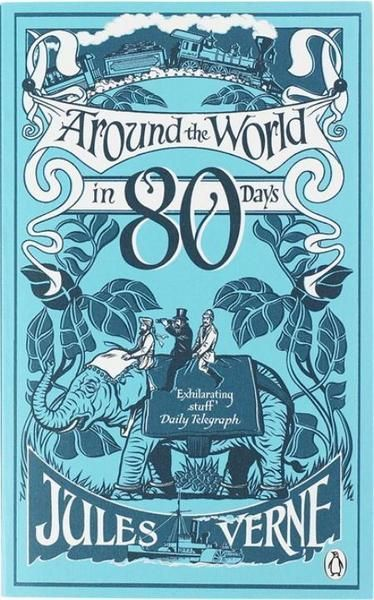 Around The World In Eighty Days Jules Verne Klassische