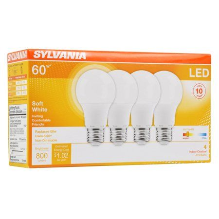 Household Essentials In 2020 White Light Bulbs White Light