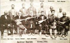 mama 1931- Aşıklar Bayramı Mamaşlı...