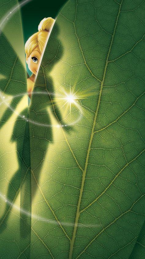Tinker Bell (2008) Phone Wallpaper | Moviemania