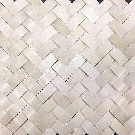 Gl Stone Tile Basketweave Pattern