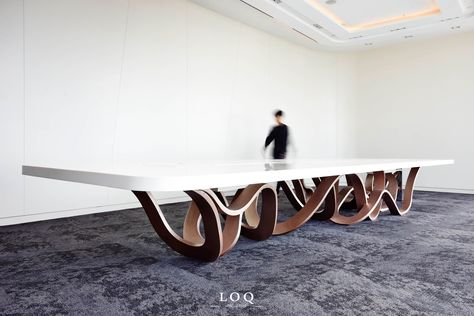 conferencetable LOQ Heritage : PAL #loq...
