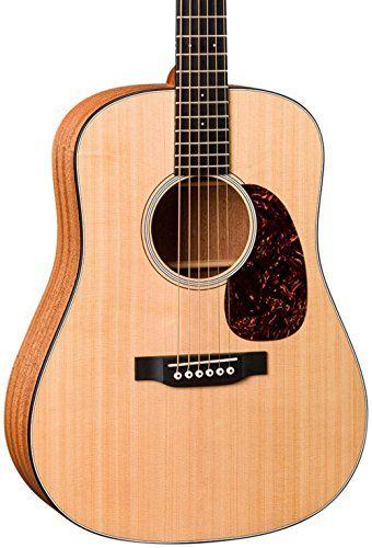 Martin Dreadnought Junior Natural Martin Https Www Amazon Com Dp B00t6lv7wy Ref Cm Sw R Acoustic Electric Guitar Acoustic Electric Taylor Guitars Acoustic