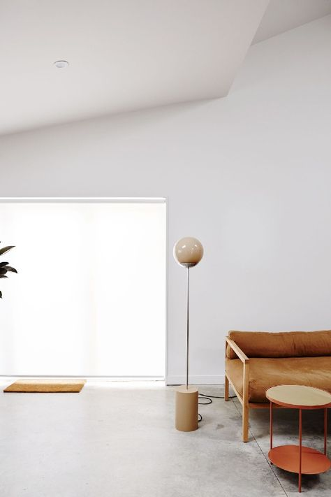 Douglas Bec's Floor Lamp | Visit www.modernfloorlamps.net for more inspiring images and decor inspiration