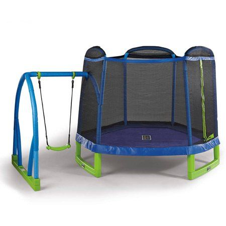 Sports Outdoors Toddler Trampoline Trampoline Backyard
