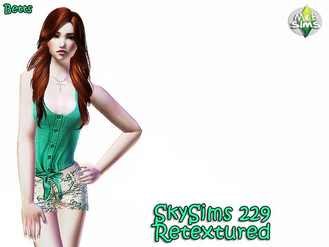 SkySims 229 Retextured