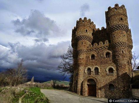 Castillo De Cebolleros - Castillos del Olvido - Castillos de España