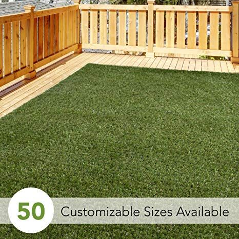 Amazon Com Icustomrug Thick Turf Rugs And Runners 3 X 12 Pet Friendly Artificial Grass Shag Avail In 2020 Artificial Grass Artificial Grass Backyard Turf Backyard