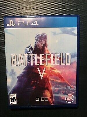 Battlefield V Ps4 Playstation Battlefield 5 Ps4 Gaming Video