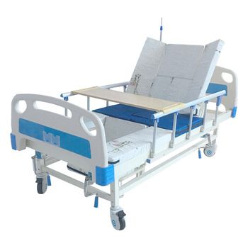 Full Size Adjustable Hospital Beds Cot Used Nursing Home View