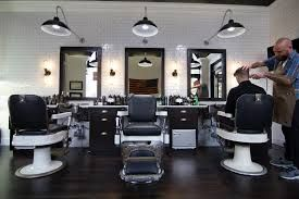 Barber Shop In 2020 Barber Shop Salon Interior Design Barber
