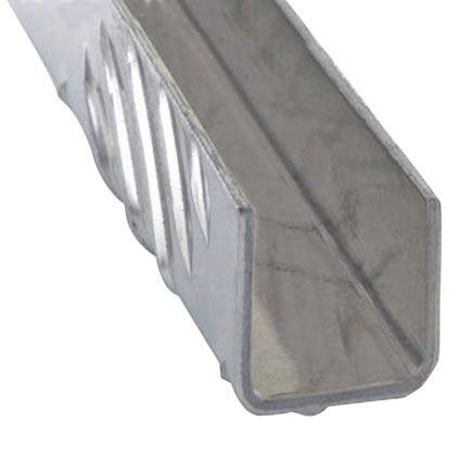 Perfil Forma U De Aluminio En Bruto En Bruto Leroy Merlin Aluminio Colores Grises Colores