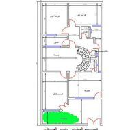 خرائط منازل صغيرة 150 متر House Floor Design Model House Plan Family House Plans