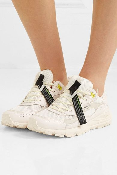 Sneakers, Leather, Chunky sneakers