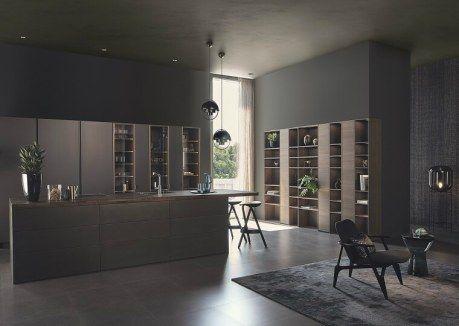 Steel Cuisine Leight 2019 Cuisines Design Mobilier Minimaliste Cuisine Moderne