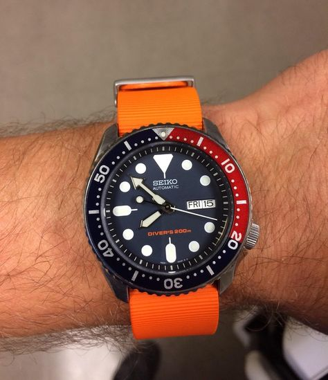 [Seiko] SKX009 '5 Loves and Loathes' after three months of wear : Watches