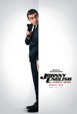Nonton Johnny English 2018 : nonton, johnny, english, Posters