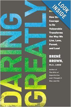 Daring Greatly by Brene Brown -- One of the best & most life-impacting books I've read this year. {Note: There is quite a bit of strong language in this book.}