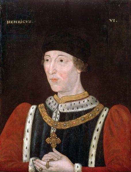 Henry VI of England (1421-1471...