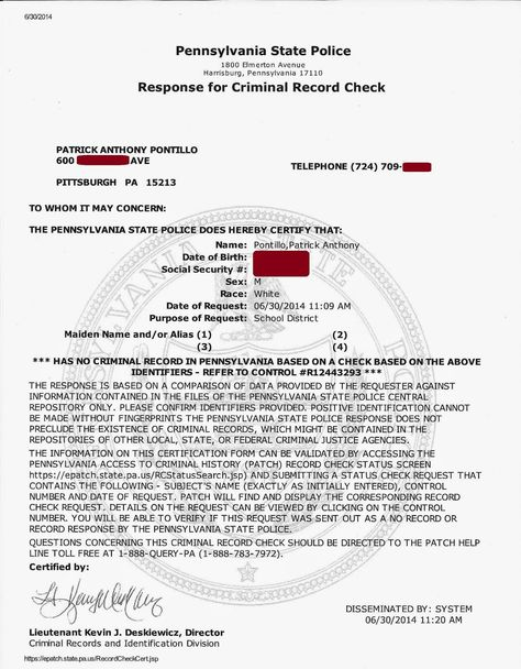 Cardinal Wuerl S Cover Ups Retaliations Disinformation Jpeg Evidence Is Enclosed The Fact Checked Falsehoods Of Criminal Record State Police Criminal