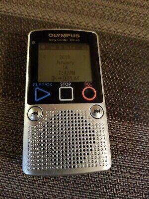 Sponsored Ebay Olympus Note Corder Dp 10 Handheld Digital Voice Recorder Tested Works Voice Recorder Corder Digital