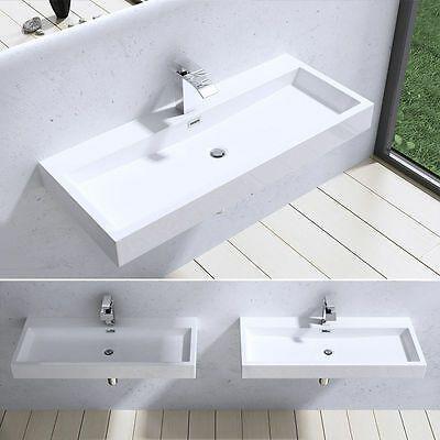 Doporro Gussmarmor Hangewaschbecken Aufsatzwaschbecken Waschtisch Mineralguss Ebay In 2020 Aufsatzwaschbecken Waschtisch Waschbecken