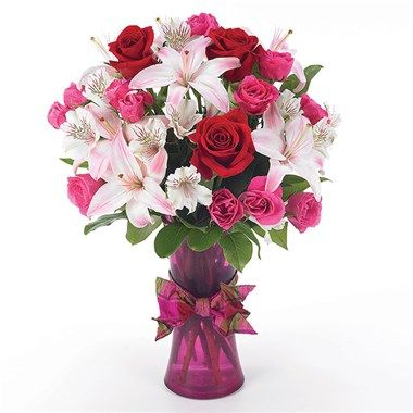 You Re In My Heart Flower Bouquet Bf20 11k Flower Delivery Affordable Flowers Flowers Online