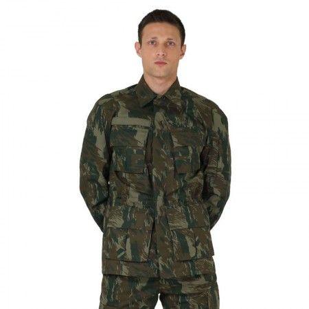 a2606a7b74 Gandola de Combate Camuflada Marinha do Brasil   Roupas militares ...
