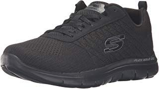 Skechers Flex Appeal 2.0 Sneaker Grau, Silber   Vögele Shoes