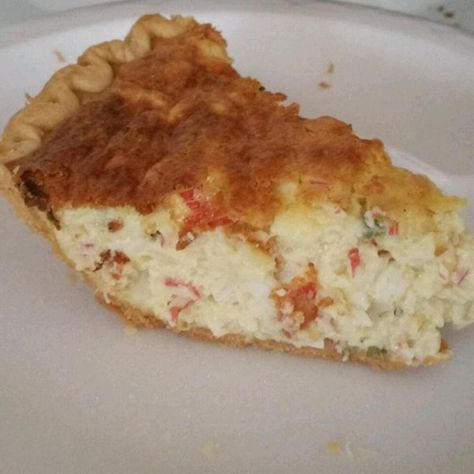 allrecipes.com Crab Quiche 4.5 Stars -  334 reviews · 60 minutes · Makes 1-9 · Crab Quiche   Wow! My family raved about this quiche. Flavors are perfectly balanced and the filling was creamy and cooked to perfection. Allrecipes - Sounds Sooo Yummy! 842.3k followers