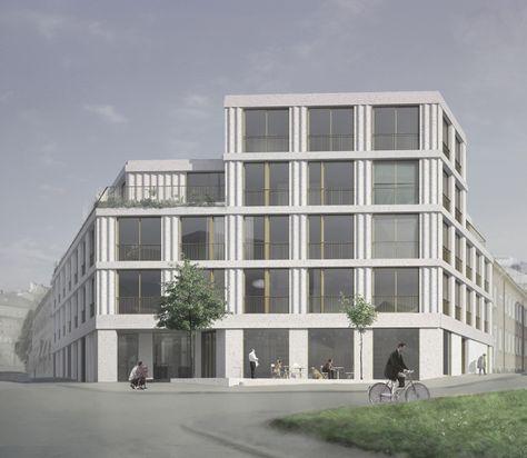 266 best Contemporary classical architecture images on Pinterest - küchenstudio hamburg wandsbek