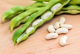 How To Cook Old Fashioned Dry Lima Beans Livestrong Com Lima Beans Vegetables Butter Beans