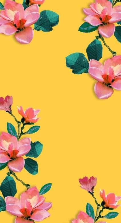 Best Flowers Wallpaper Iphone Wallpapers Floral Patterns 43 Ideas Floral Wallpaper Iphone Best Flower Wallpaper Floral Wallpaper