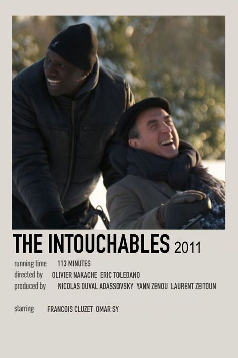 The Intouchables by Cass