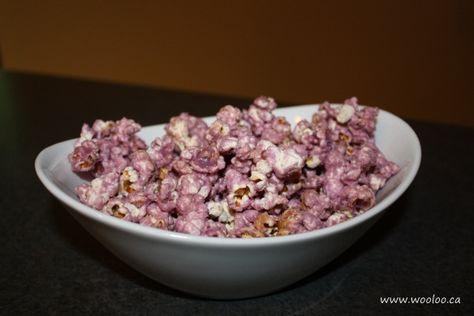 Wooloo | Du popcorn au Jello