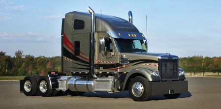 Single Axle Semi For Sale With And Without Sleeper Semi Trucks