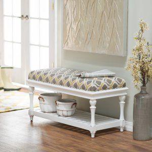 Indoor Benches On Sale Our Best Deals Discounts Hayneedle