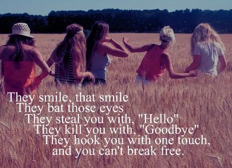 The Trouble with Girls (Scotty McCreery).