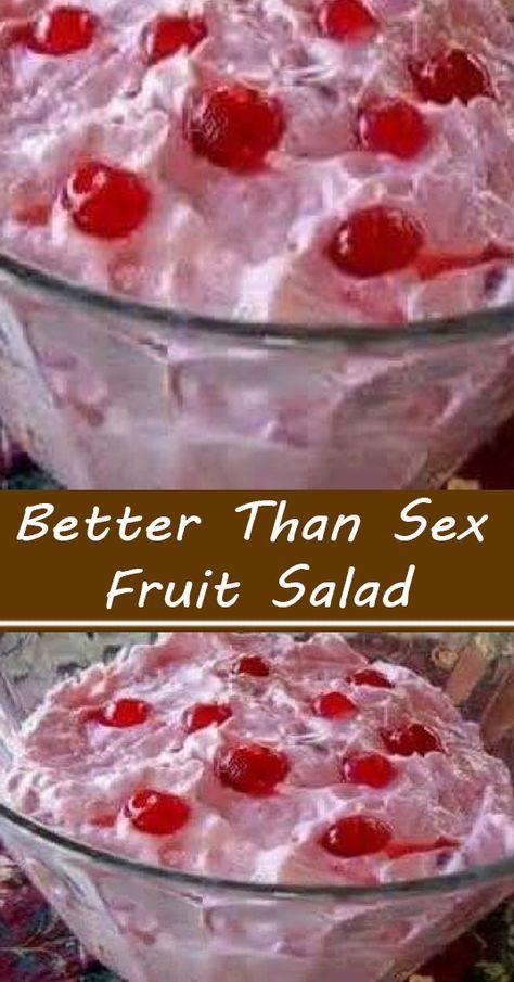 Better Than Sex Fruit Salad